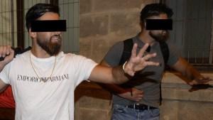 """ألمانيا : الحبس الاحتياطي لشخصين على خلفية اتهامات بالتورط بحادثة """" اغتصاب جماعي """" لشابة ألمانية في مايوركا ( صور )"""