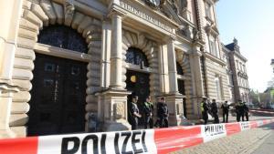 ألمانيا : عملية بحث واسعة بعد تعرض رجل للطعن .. هذا ما تبين للشرطة !