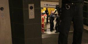 دفع أجنبي أمام مترو الأنفاق يتسبب بمقتله في مدينة ألمانية