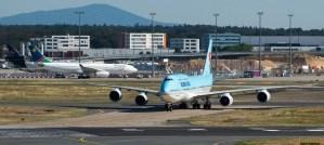 اصطدام طائرتين في أحد أكبر مطارات ألمانيا