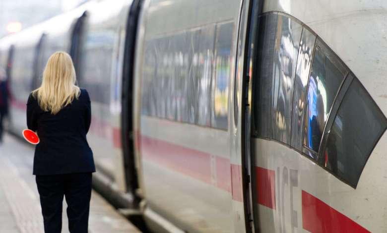 """صحيفة ألمانية : امرأة سورية """" تسافر بالأسود """" تعتدي على مفتشة تذاكر !"""