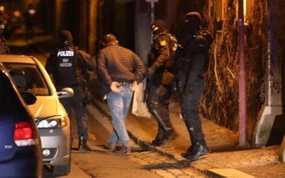 ألمانيا : الشرطة تعتقل تاجر مخدرات هدد زوجته السابقة بالقتل